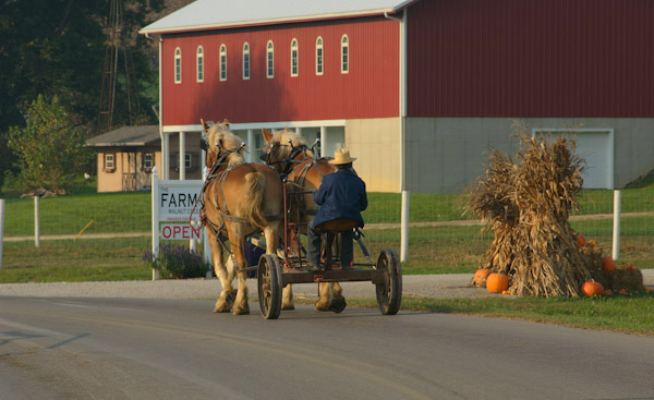 Amish Country Ohio Attractions